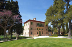 villa in the Marche