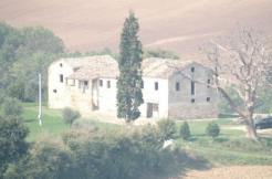 The ancient farmhouse Villa Spada