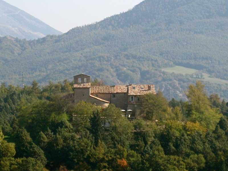 monastero giro di vento