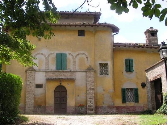 villa rustica Scalco- rustic villa
