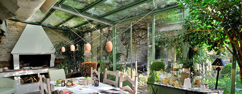 Conservatories e verande - il blog di Marche Country Homes