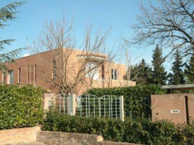 Villa moderna a Monsano