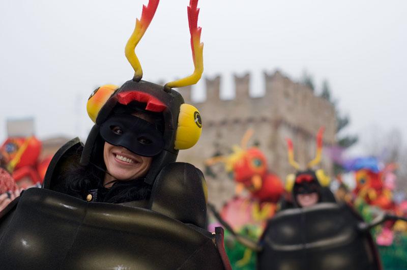 Visitare le Marche - il Carnevale di Fano