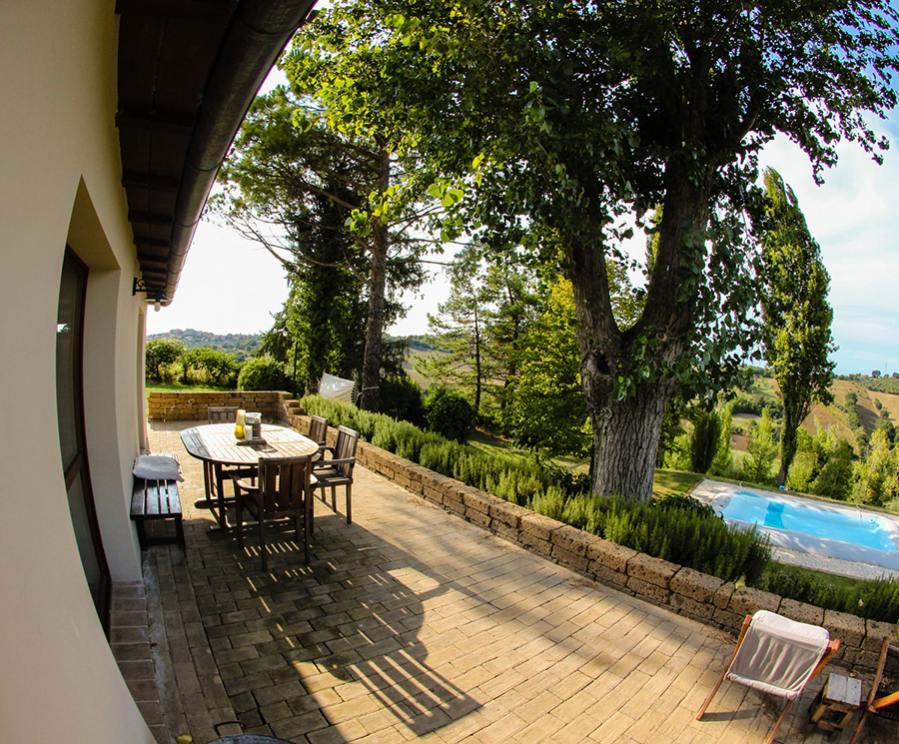 Bauernhaus Margherita in der Nähe von Senigallia