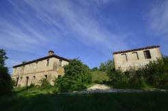 Bauernhaus Vignabianca in Arcevia