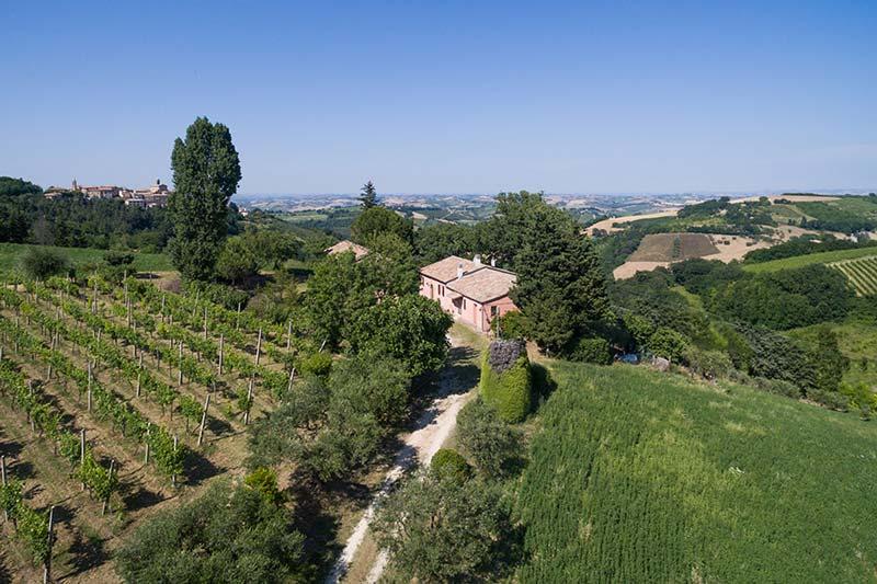Casale delle Fornaci a Poggio San Marcello