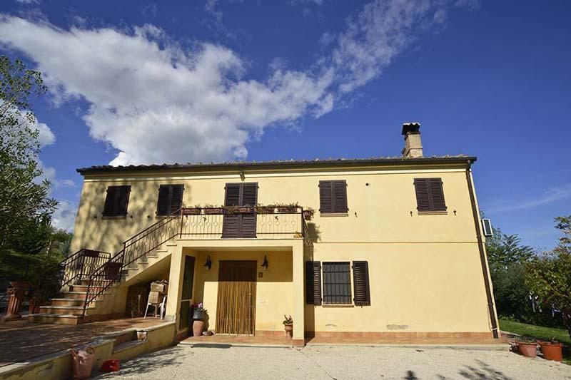 Casale Pieve San Martino a Treia