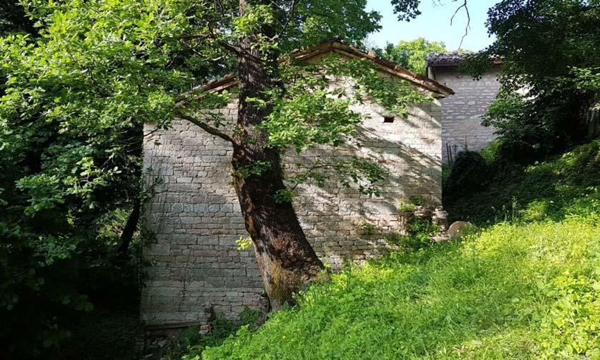 Un mulino da restaurare vicino Urbino