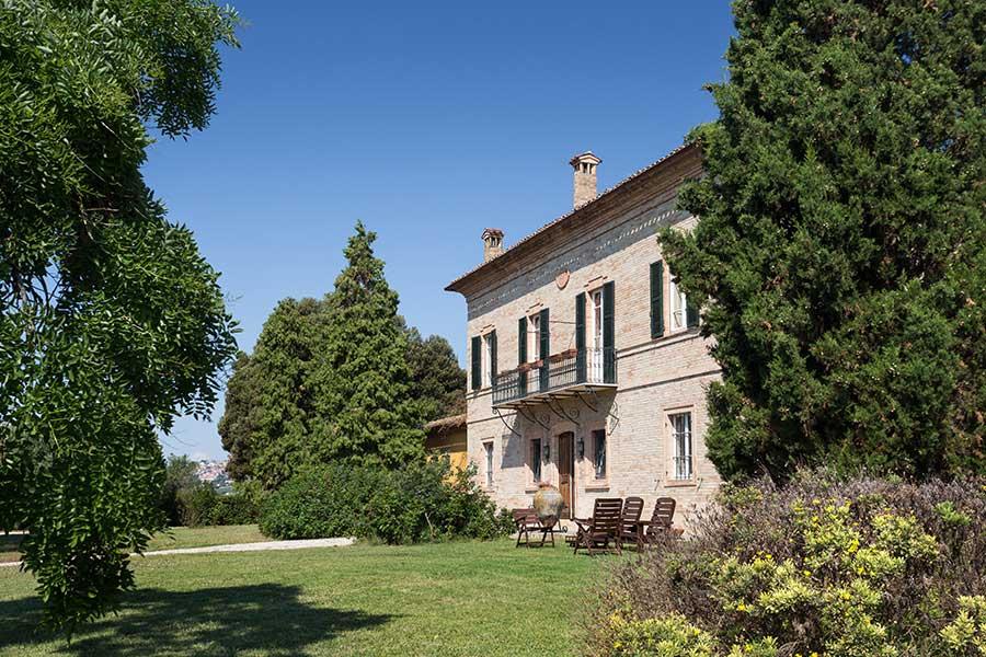 Villa Margherita in vendita a Recanati