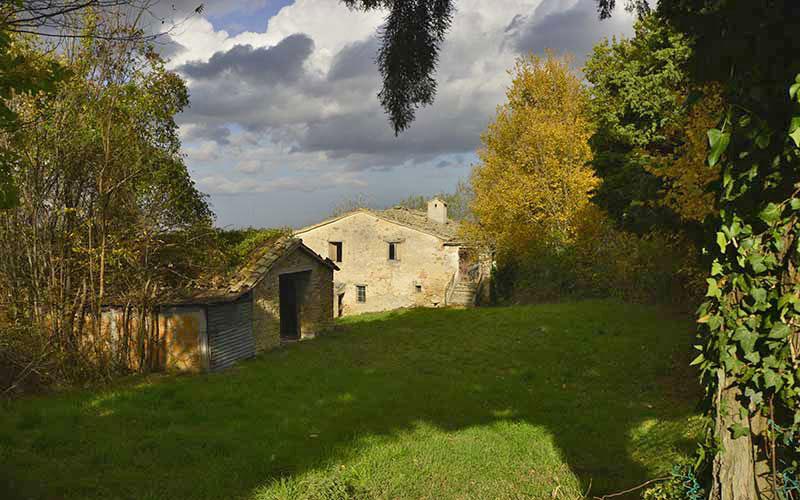 Casale storico a Cingoli