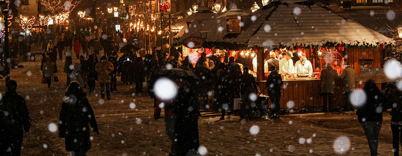 Christmas Markets in the region Marche