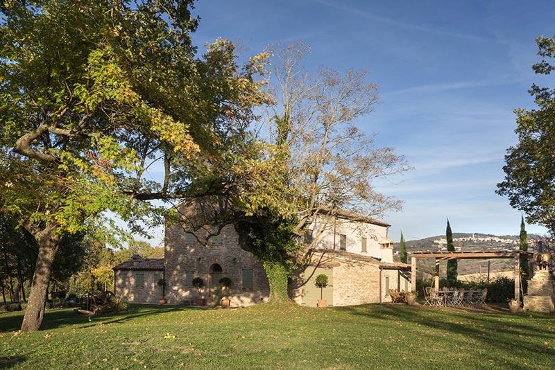 monastero nelle Marche