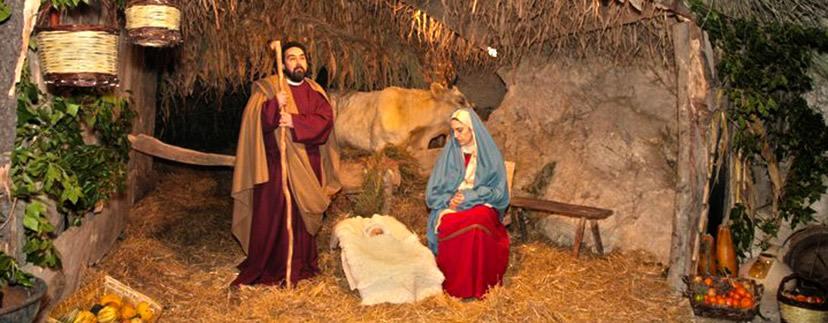 Weihnachten in der Region Marken