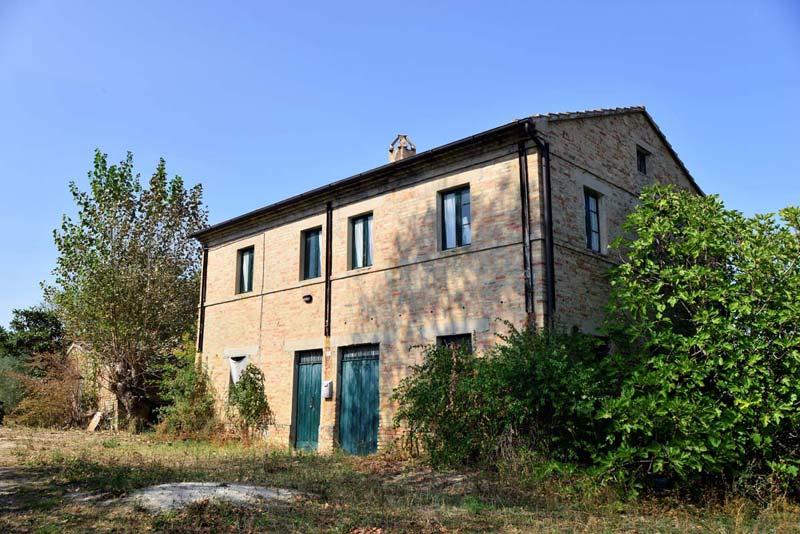 Casa a Belvedere Ostrense, vicino San Marcello