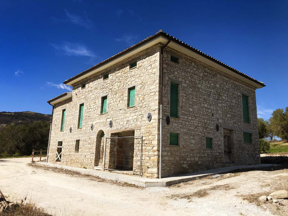 Farmhouse Sant'Anastasio