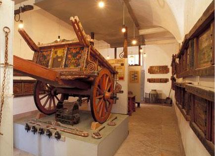 Museo del Biroccio a Filottrano
