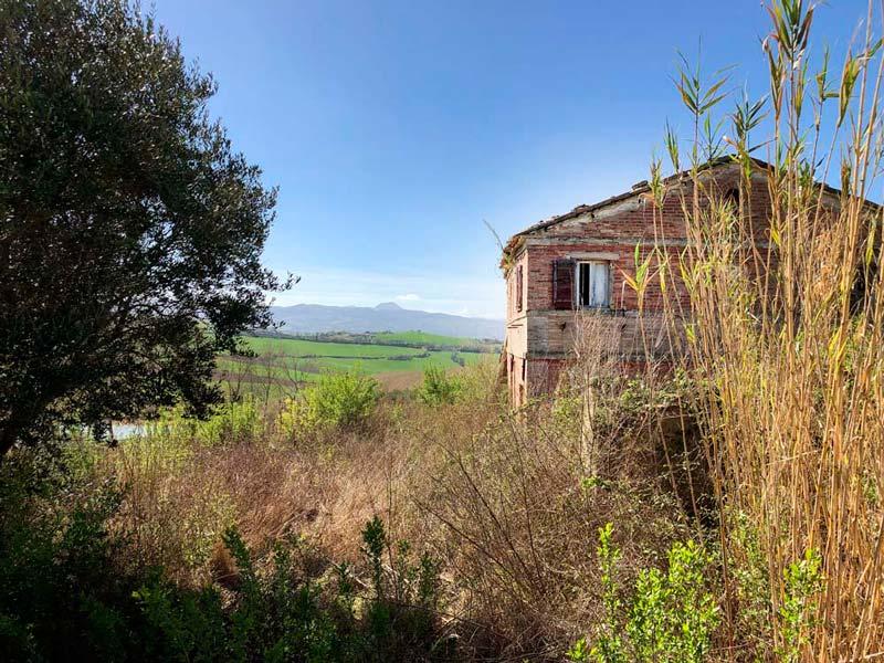 Casale del laghetto a Montefano