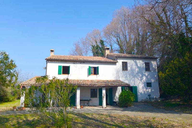 Casale Rossini a Pesaro