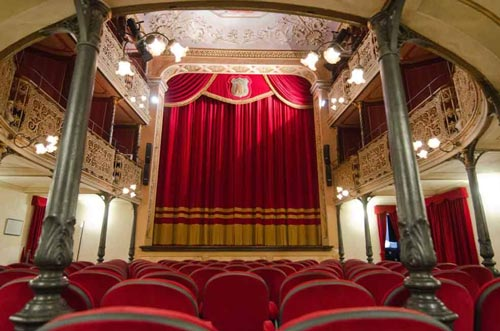 Teatro de La Rondinella