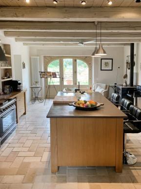 casale-villa-claire-cucina