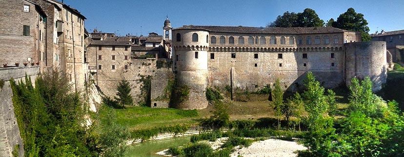 Urbania, l'antica Casteldurante