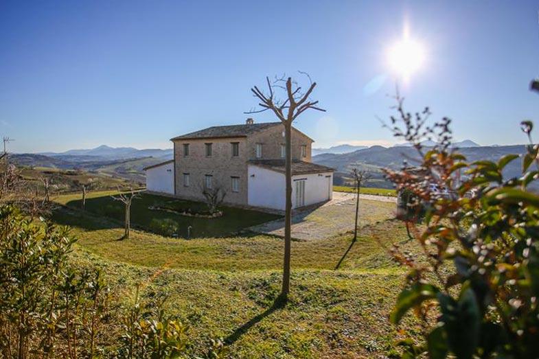Casale nel Montefeltro