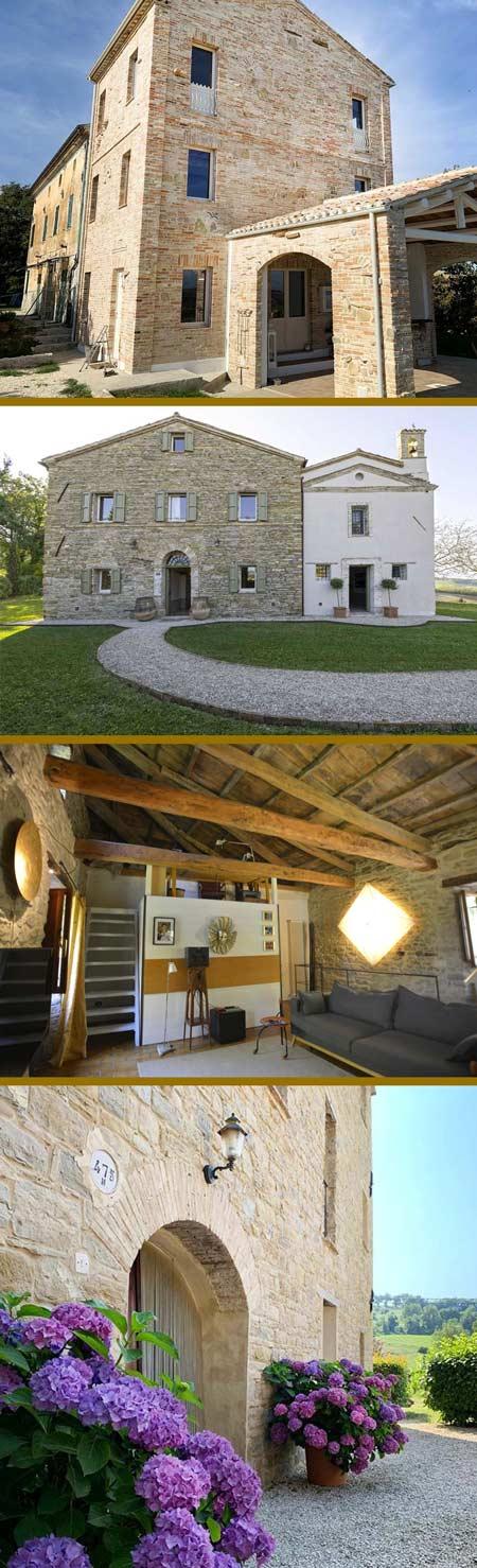 case in pietra