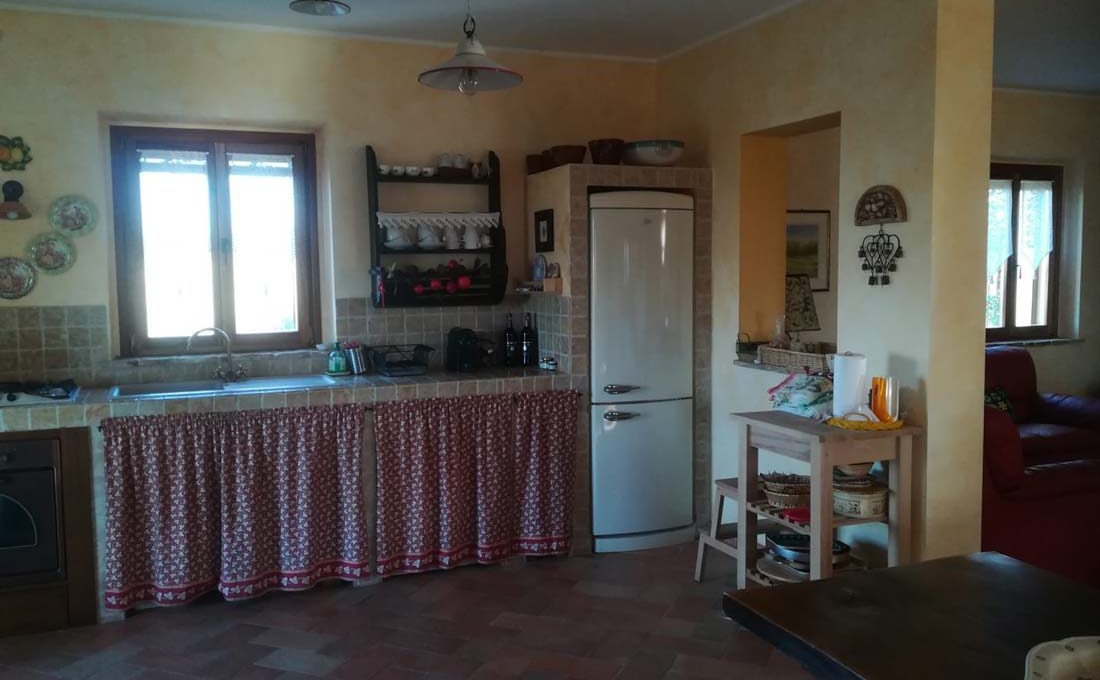casale-polverigi-kitchenette
