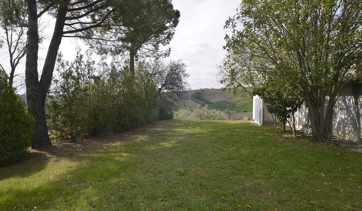 Casale-Corinaldo-garden