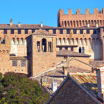 Castello di Gradara nelle Marche