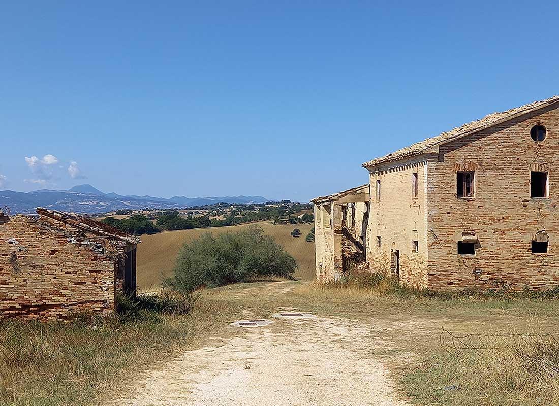 San Biagio Bauernhaus