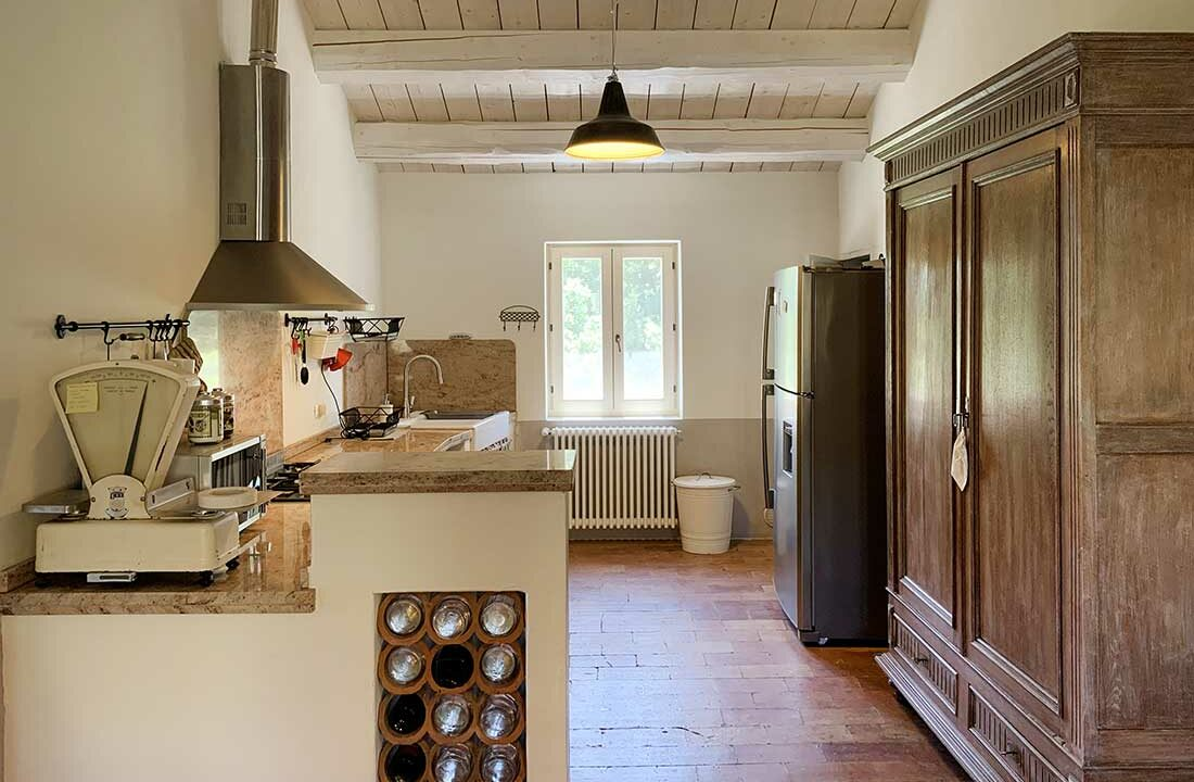 Casale-Colognola-cucina