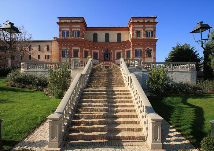 Villa Fabbro in Jesi