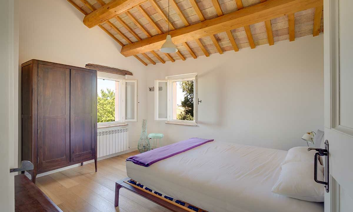 Casale-Senigallia-2nd-bedroom