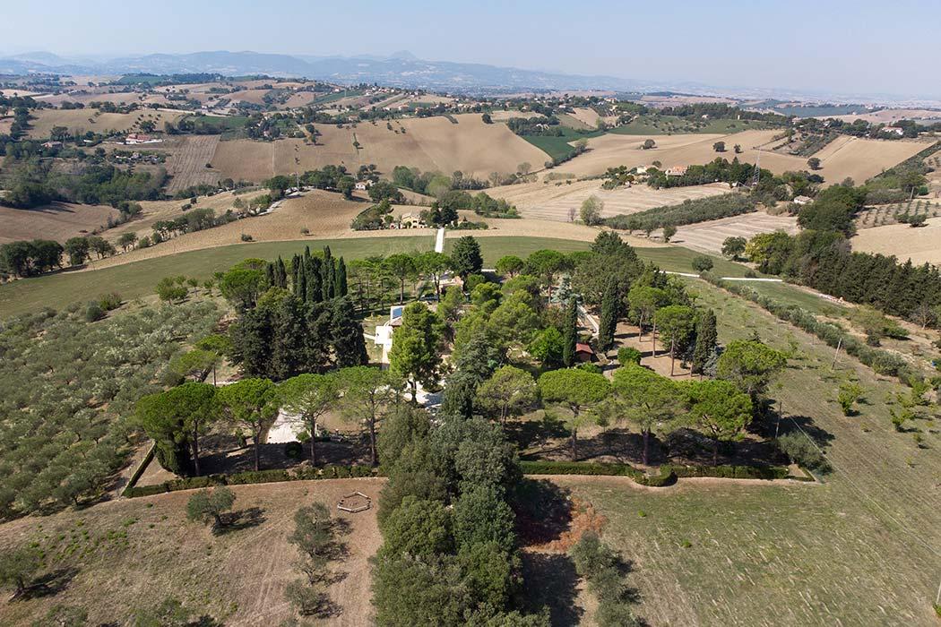 villa-montecassiano-drone